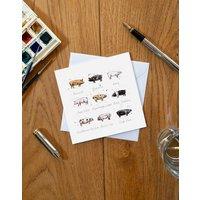 Oink Card Design