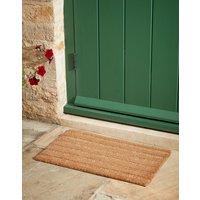 Embossed Stripe Doormat