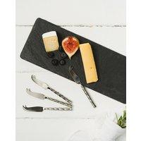 Four Mini Cheese Knives