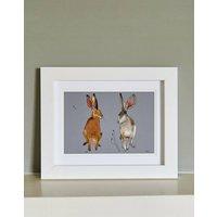 A Hare Moment Fine Art Print