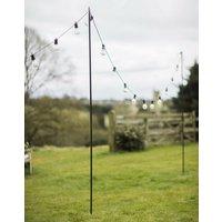 Festoon Pole