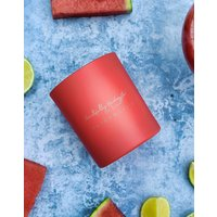 Limited Edition Watermelon Candle Jar and Coaster