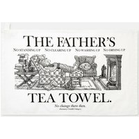The Father's tea Towel