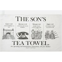 The Son's Tea Towel