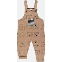 Cub Face Easy Fit Dungarees 0-8 Years