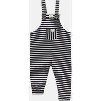 Summer Stripe Easyfit Dungarees 0-8 Years
