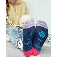 Personalised Knitting Socks