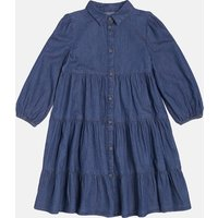 Alyssa Denim Shirt Dress 3-12 Years