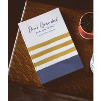 Dear Grandad  A Journal Of A Lifetime