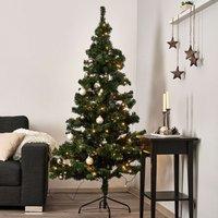 Albero di Natale LED 210 cm