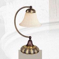 Hermosa lámpara de mesa LEONARDO