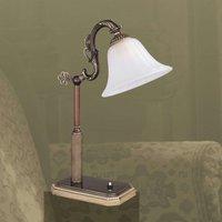Selecta lámpara de mesa ALCANTARA