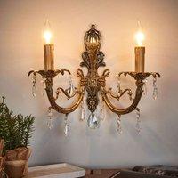 Excelente lámpara de pared PALMERA