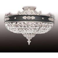 Lámpara de techo Henry con cristales Asfour