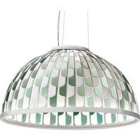 Slamp Dome lámpara colgante LED Ø 55 cm verde