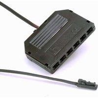Distribuidor+cable Floor foco empotrado LED