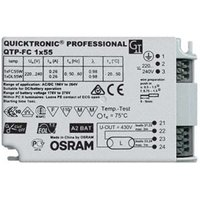 Equipo electrónico QTP-FC 1x55 W