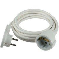 Cable alargador 300 cm en blanco