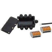 Distribuidor de baja tensión 6 tomas IP68