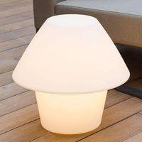 Volledig verlichtende outdoor decoratielamp Versus