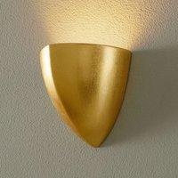Stijlvolle wandlamp Matteo Piccola goud