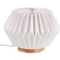 Tafellamp 578157 met papieren kap