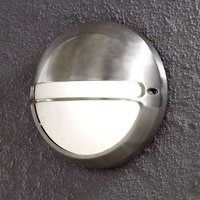 Buitenwandlamp TORINO met ronde vorm
