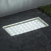 LED-vloerinbouwlamp Walkover, 20 cm