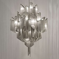 Stream - exclusieve hanglamp, 110 cm