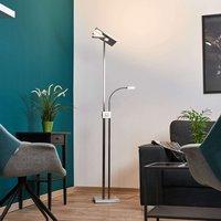 Hoekige LED uplighter Nala, dimbaar