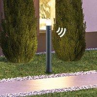 Moderne tuinpadverlichting Hoosic m bewegingsmeld