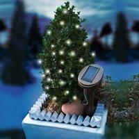 Guirlande solaire à 24 LED de longueur 700 cm