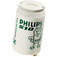 Starter for fluorescent bulbs S10 4-65W - Philips