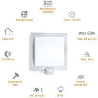 Steinel L20S outdoor wall light / motion detector