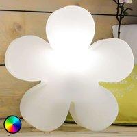 Flor luminosa LED decorativa Shining Flower