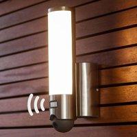 Secury'Light Elara LED-Außenwandleuchte mit Kamera