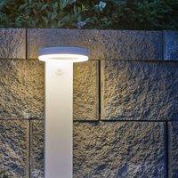 LED-Solar-Wegeleuchte Vidi mit Bewegungsmelder