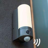 Secury'Light Pollux Kamera LED-Außenleuchte Sensor