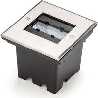 Malte LED-Bodenspot mit flex. Lichtaustritt, 6 W