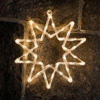 LED-Stern für die Außendeko 38 cm