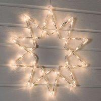 LED-Stern für außen 58 cm