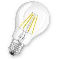 E27 7W 827 LED-Lampe, klar