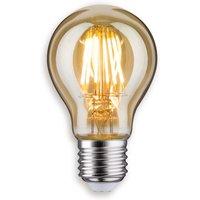 Paulmann E27 LED-Glühlampe 7,5W, gold