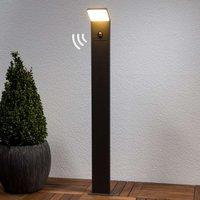 LED-Wegeleuchte Nevio mit Bewegungsmelder