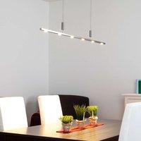 Hochwertige LED-Hängeleuchte Tolu, höhenverstellb.