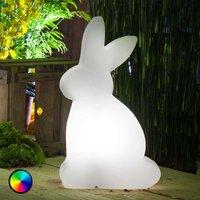 50 cm - lámpara decorativa LED Shining Rabbit