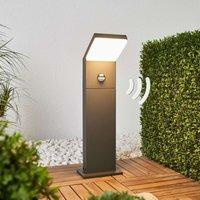 Sensor-LED-Wegeleuchte Yolena, 60 cm