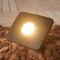 LED-Erdspießstrahler Duke aus Aluminium, 20W