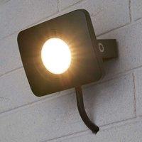 LED-Außenwandstrahler Duke aus Aluminium, 10W