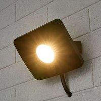 LED-Außenwandstrahler Duke aus Aluminium, 20W